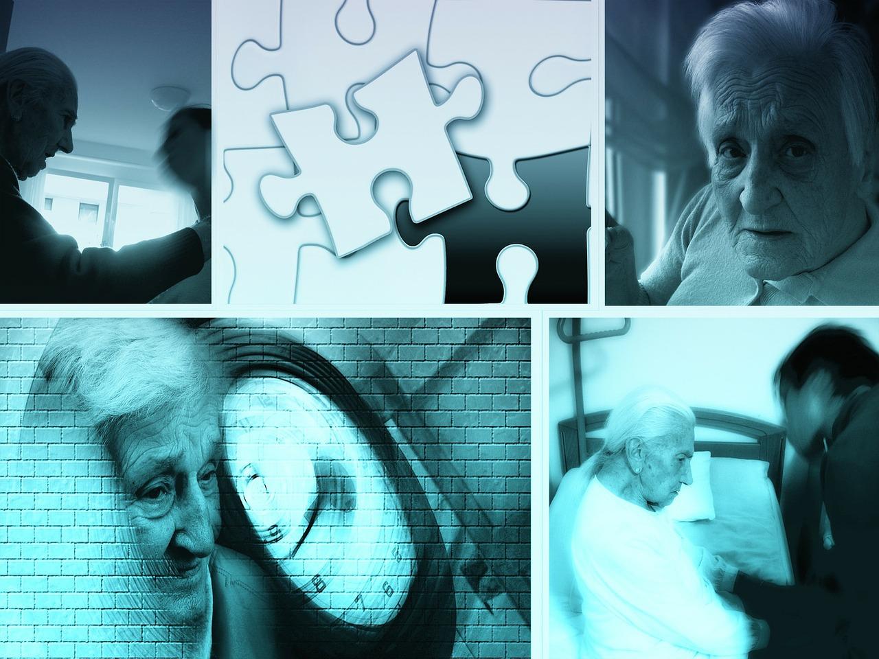 Det kan vara svårt att få ihop vardagen om man har demens